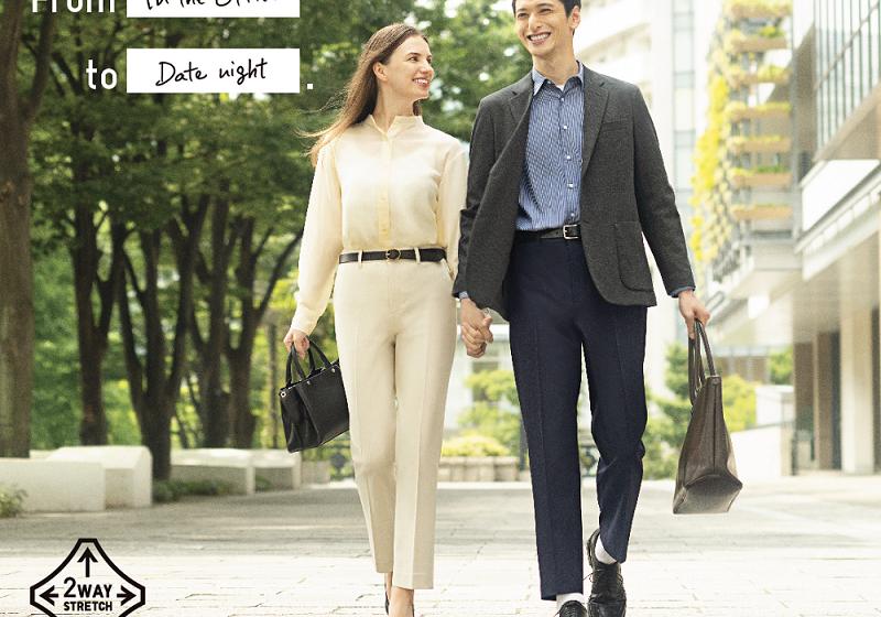 สมาร์ทตั้งแต่ใส่ สบายตั้งแต่สวม กับกางเกงรู้ใจ UNIQLO SMART ANKLE PANTS ให้คุณได้เพลิดเพลินไปกับทุกด้านของชีวิต