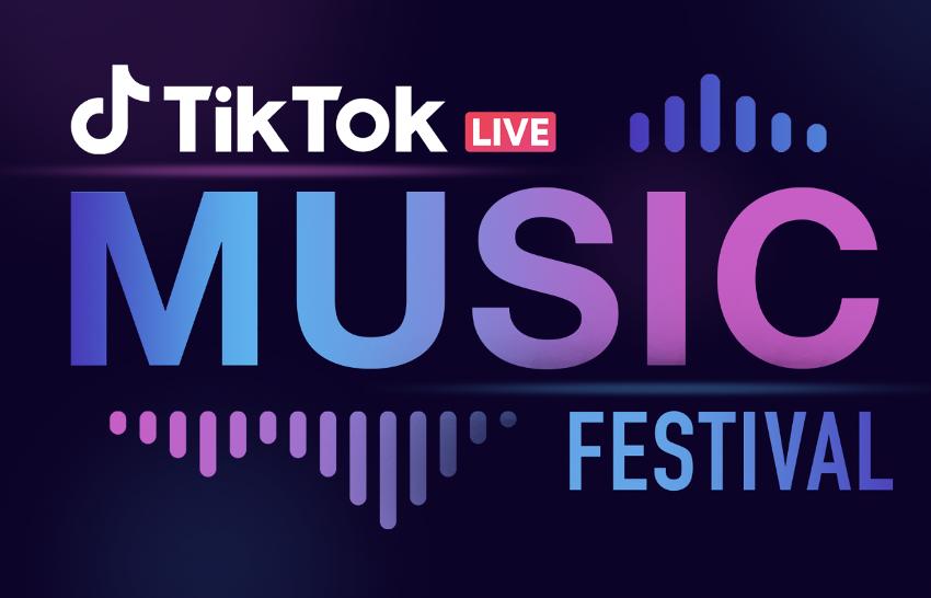 """""""TikTok LIVE"""" พาเหรดศิลปินดังและครีเอเตอร์ไอดอล มอบความสุขส่งท้ายปี"""