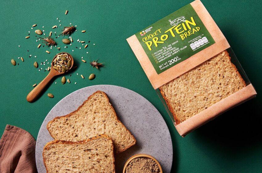 เอ็นเอสแอล ฟู้ดส์  เปิดตัวขนมปังโฮลเกรนผสมโปรตีนจิ้งหรีดครั้งแรกในเมืองไทย ชูแหล่งโปรตีนยั่งยืนแห่งอนาคต ทางเลือกใหม่เจาะกลุ่มคนรักสุขภาพ