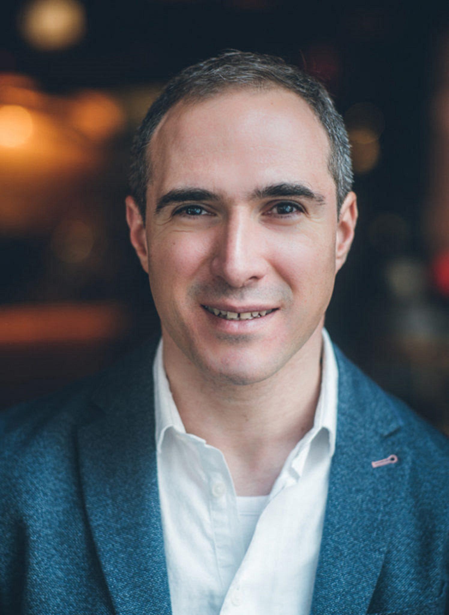 มร. ไมเคิล ชอลอฟ (Michael Shaulov) CEO Fireblocks