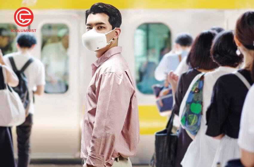 แอลจีพร้อมให้คนไทยสัมผัสนวัตกรรมหน้ากากฟอกอากาศ LG PuriCareTM Gen 2