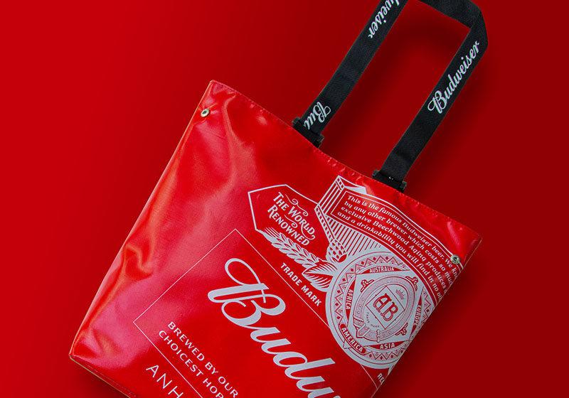 Budweiser – บัดไวเซอร์ส่งกระเป๋า Bud Tote Bag รุ่นลิมิเต็ด  ให้รีบจองไปสะพายเท่ก่อนใคร