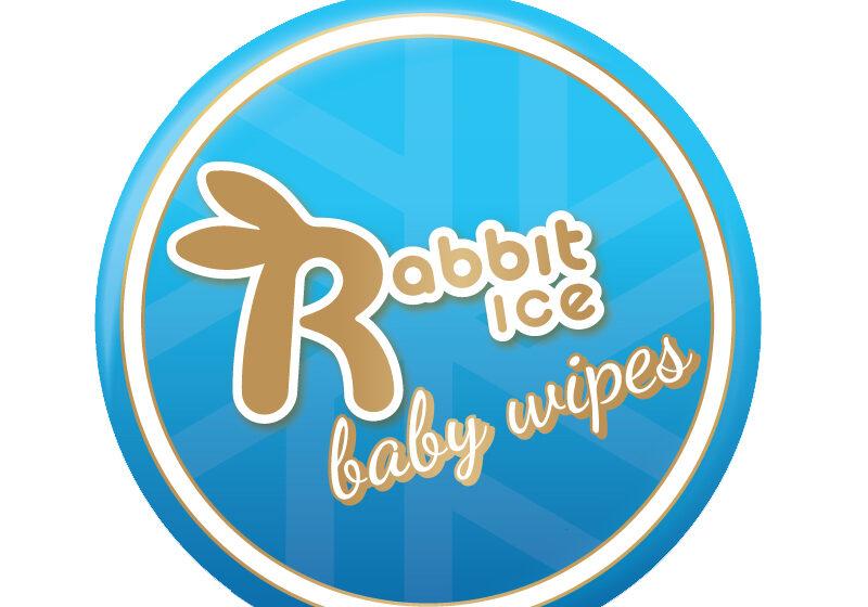 """Rabbitice Baby wipes"" ทิชชู่เปียกสำหรับเด็กนุ่มสะอาดปราศจากแอลกอลฮอล์ ผสานเทคโนโลยี 3D Honeycomb Pattern เพื่อความสะอาดที่ยิ่งขึ้น"